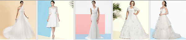 iniciar un negocio vendiendo vestidos de novia