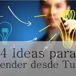 4 ideas para iniciar un Negocio desde Casa Con China