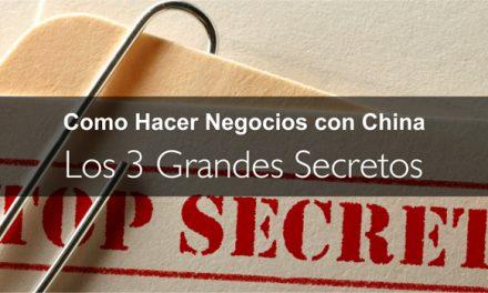 Negocios Rentables Con China – Los 3 Grandes Secretos