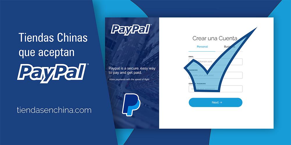 Tiendas Chinas Que Aceptan Paypal. Los 10 Mejores Sitios