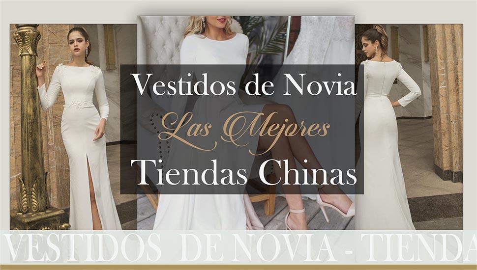 Vestidos De Novia Baratos 2020, ¡5 Tiendas Chinas Para Comprar!