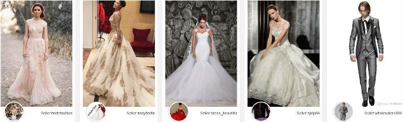 vestidos de novia de moda